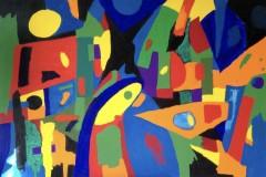 fanfare - 150 x 100 cm