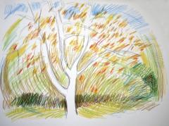 autumn - 50 x 65 cm
