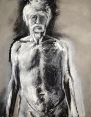 autoportrait - 80 x 120 cm
